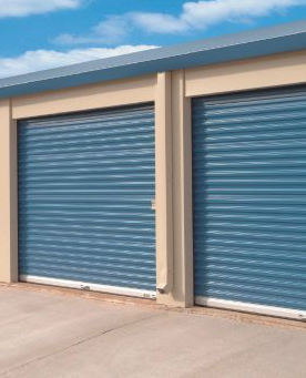 Coiling Steel Doors Precision Garage Doors Amp Gates