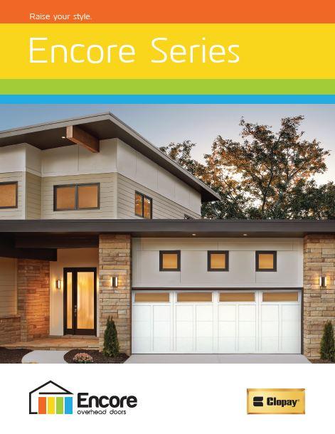 Encore Series Brochure